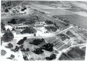 vista aeria 1958