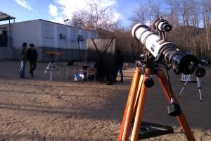 taller astronomia ies vilamajor